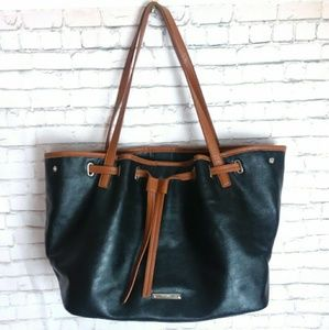 [NEW!] NINE WEST oversized convertible tote bag
